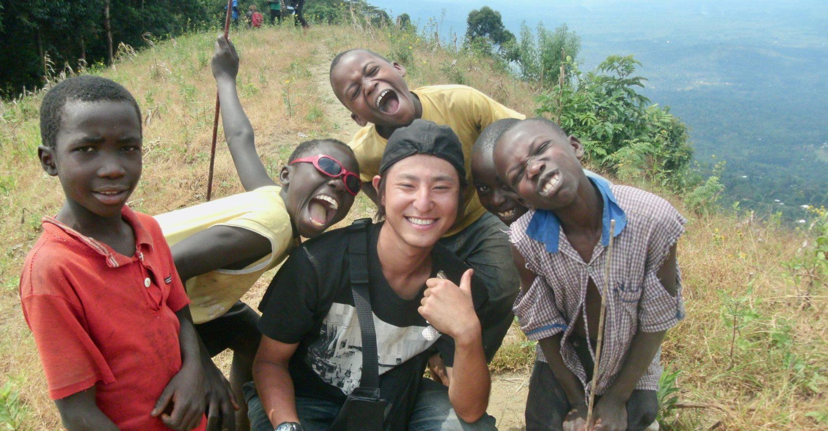 国際ボランティア<br>インターシップ<br>in Africa
