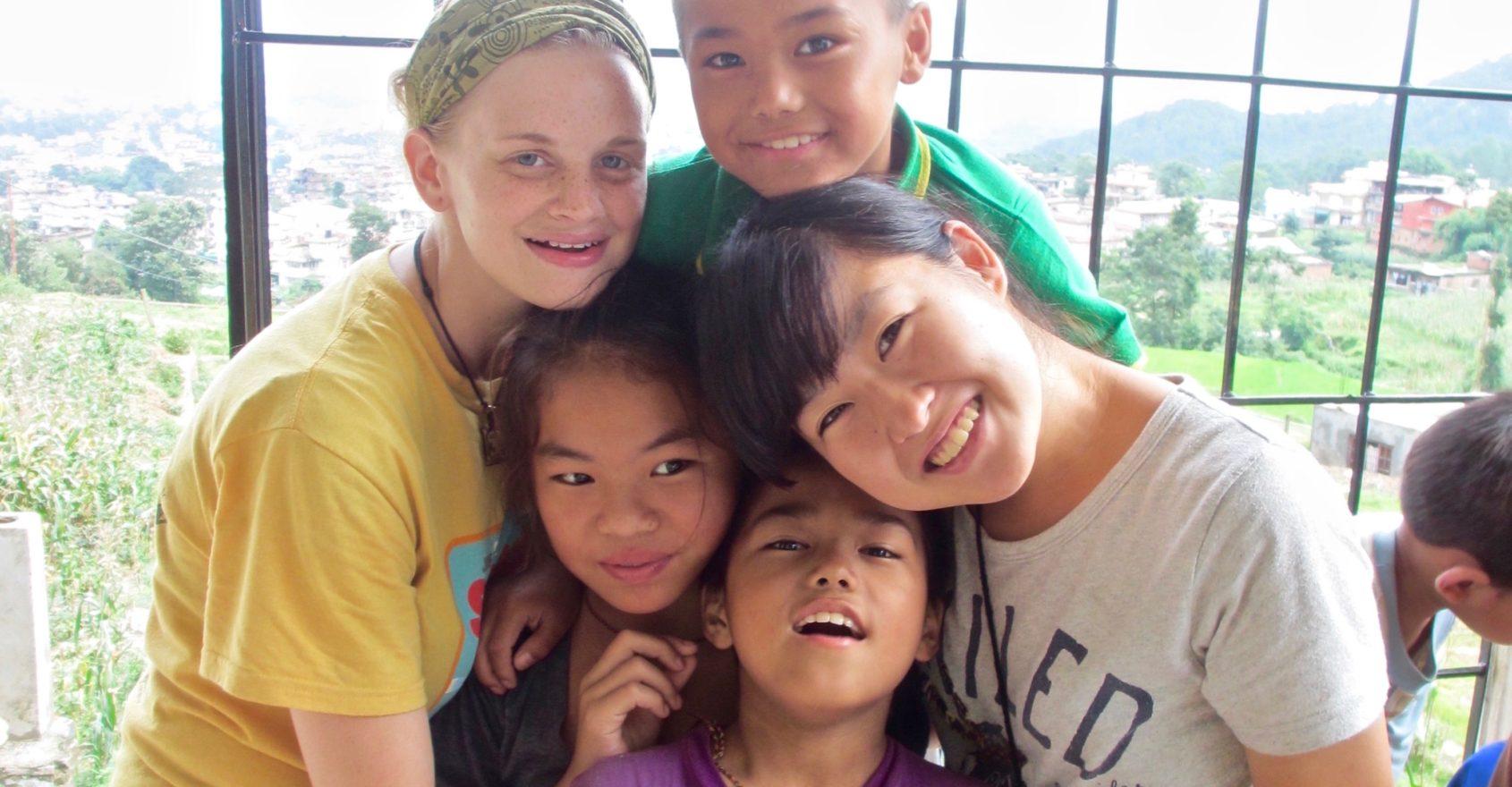 国際ボランティア<br>インターシップ<br>in Asia